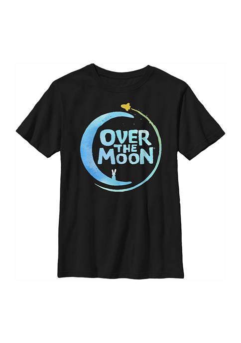 Boys 4-7 Over the Moon Logo Alt2 Top