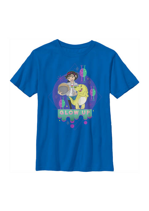 Boys 4-7 Over the Moon Glow Up Top