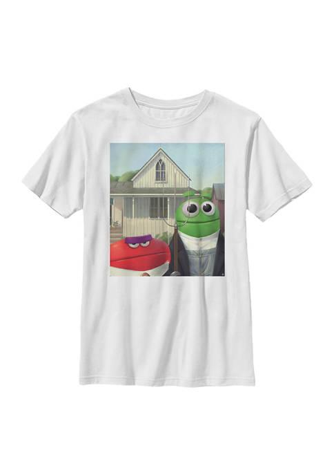 Boys 4-7 Storybot Gothic Graphic T-Shirt