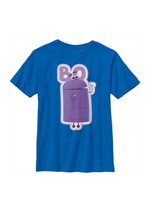 Storybots Boys 4-7 Bo Graphic T-Shirt