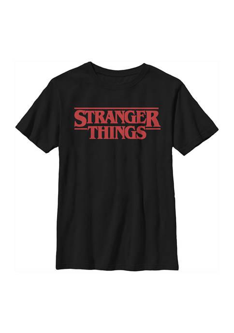 Boys 4-7 Stranger Things Graphic T-Shirt