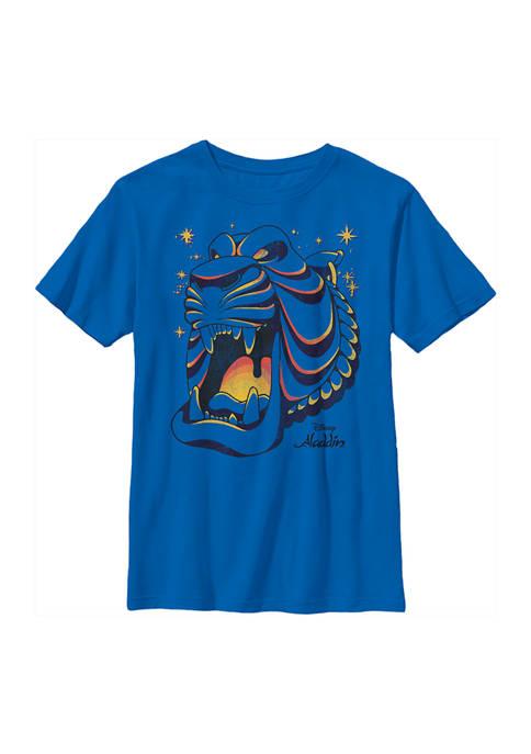 Disney® Princess Boys 4-7 Cave Graphic T-Shirt