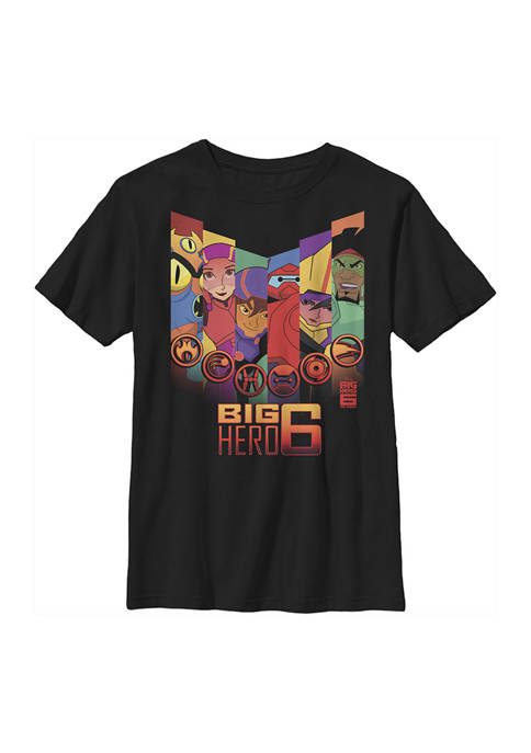Boys 4-7 Six Banners Graphic T-Shirt