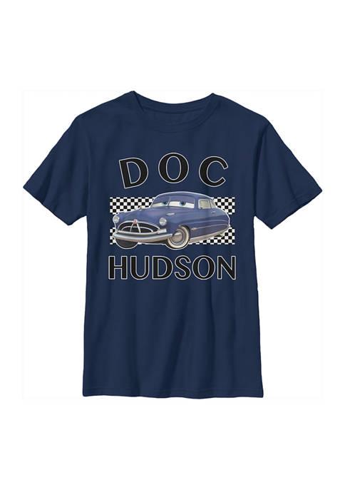 Disney® Cars™ Boys 4-7 Doc Hudson Graphic T-Shirt