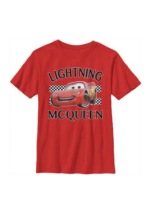 Disney® Cars™ Boys 4-7 Lightning McQueen Graphic T-Shirt