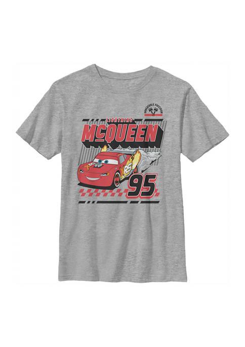 Disney® Cars™ Boys 4-7 McQueens Drag Graphic T-Shirt