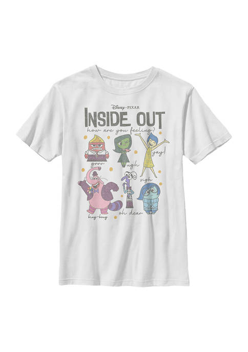 Disney® Boys 4-7 Feels Graphic T-Shirt