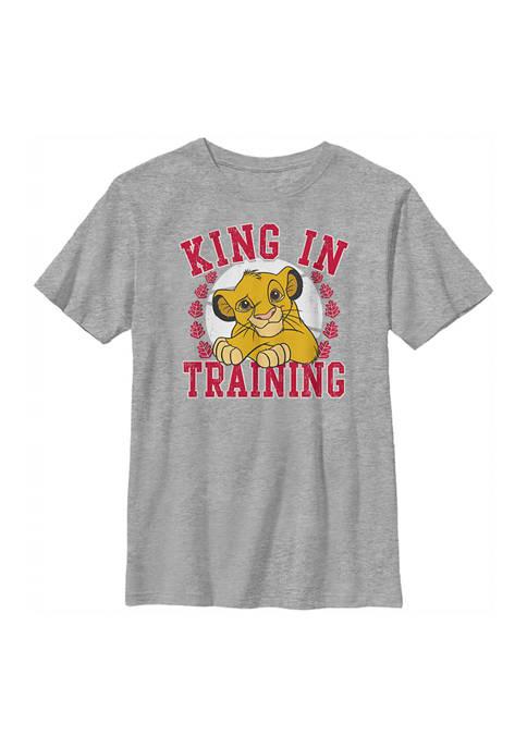 Disney® The Lion King Boys 4-7 King In