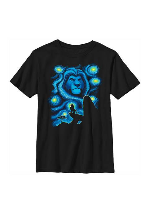 Disney® The Lion King Boys 4-7 Starry Pridelands