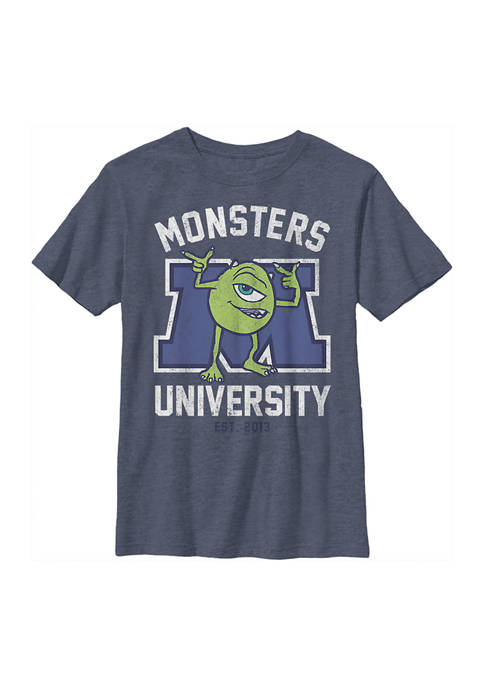 Boys 4-7 First Day Graphic T-Shirt