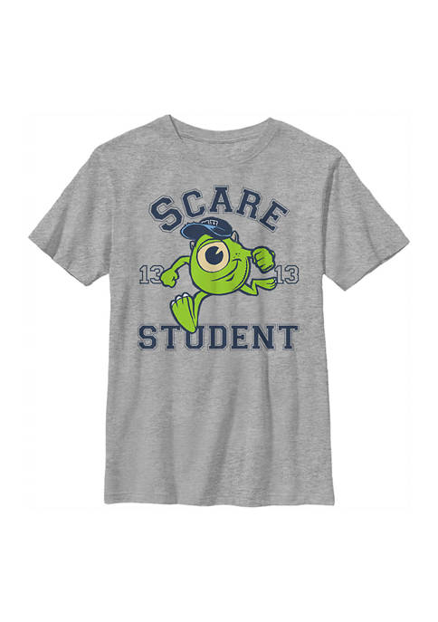 Monsters Inc. MU Boys 4-7 Scare Student Graphic