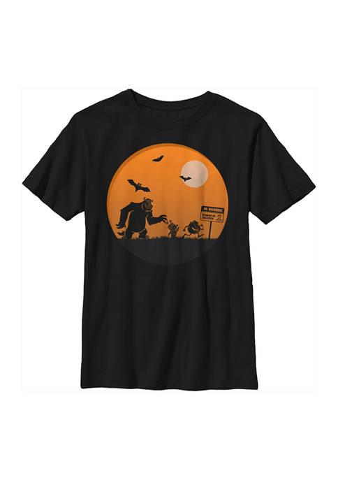 Boys 4-7 Halloween Monsters T-Shirt