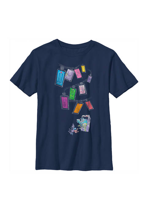 Boys 4-7  Monster Doors Graphic T-Shirt