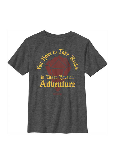 Onward Boys 4-7 Risk for Adventure Graphic T-Shirt