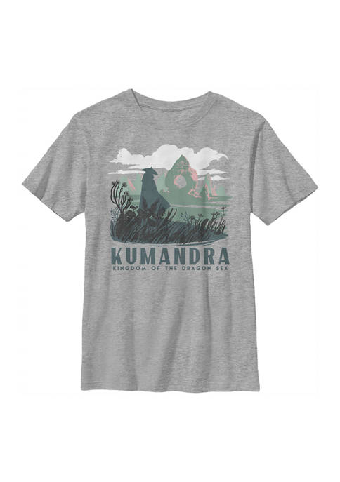 Raya and the Last Dragon Boys 4-7 Kumandra
