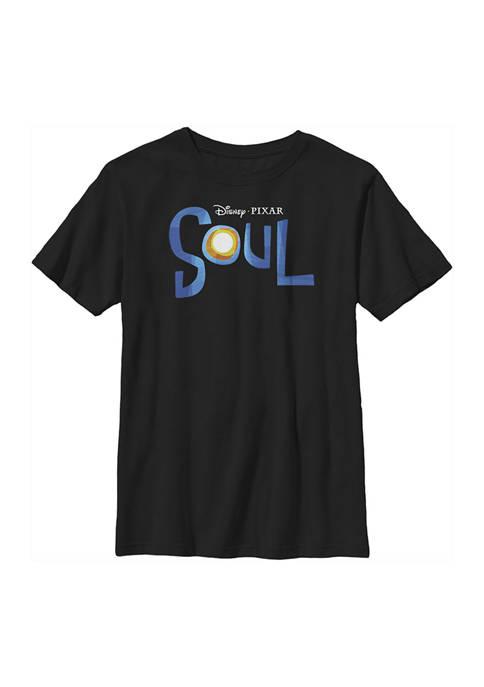 Boys 4-7 Soul Logo Top
