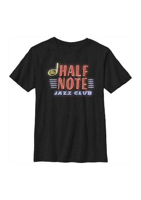 Soul Boys 4-7 Half Note Neon Sign Graphic