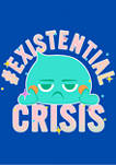 Boys 4-7 Existential Crisis Graphic Top