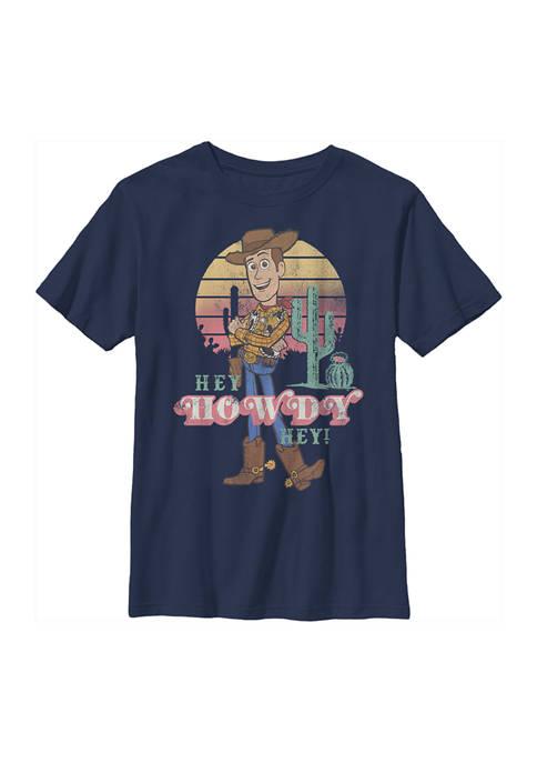 Boys 4-7 Hey Howdy Graphic T-Shirt