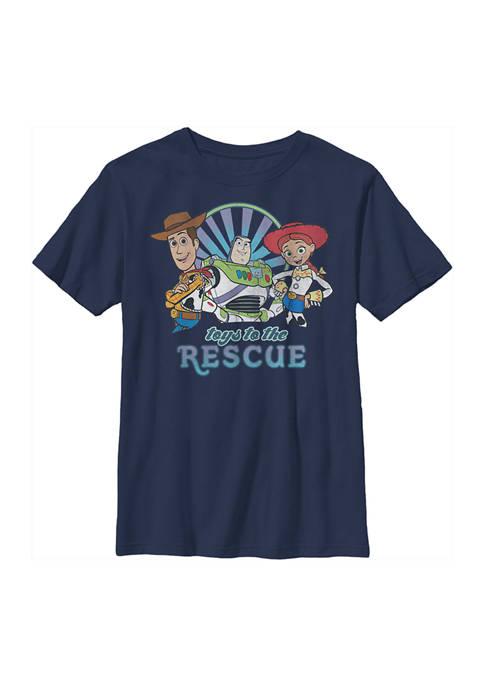 Disney® Pixar™ Toy Story Boys 4-7 Rescue Graphic