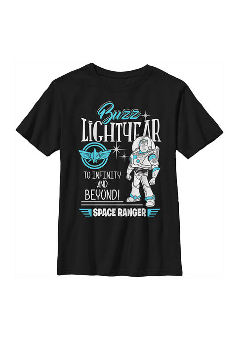 Boys 4-7 Lightyear Laser Graphic T-Shirt