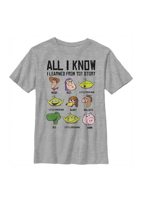 Disney® Pixar™ Toy Story Boys 4-7 All I