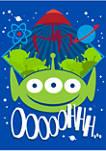 Boys 4-7 Alien Oooh Graphic T-Shirt