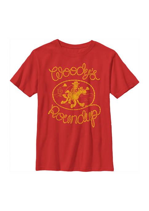 Boys 4-7 Bullseye Graphic T-Shirt
