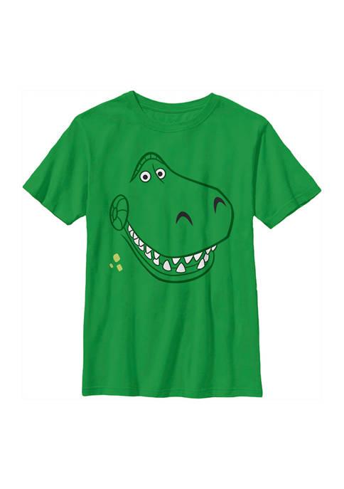 Boys 4-7 Rex Big Face Graphic T-Shirt