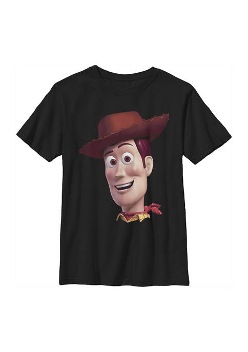Boys 4-7 Woody Big Face Graphic T-Shirt