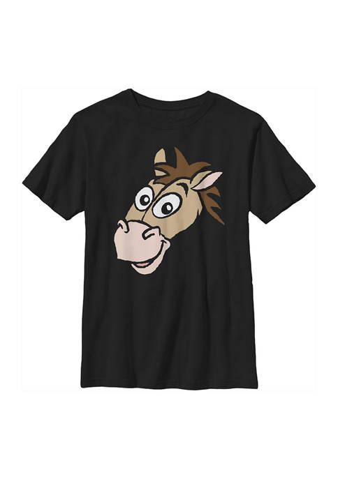 Boys 4-7  Bullseye Big Face Graphic T-Shirt