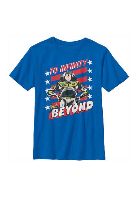 Boys 4-7 Infinity Stars Graphic T-Shirt