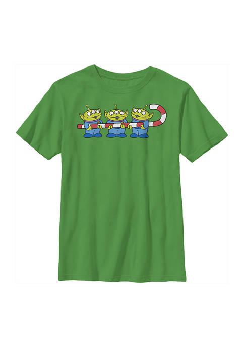 Boys 4-7 Cane Do Attitude T-Shirt