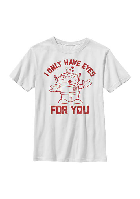 Boys 4-7 Eyes For You Graphic T-Shirt