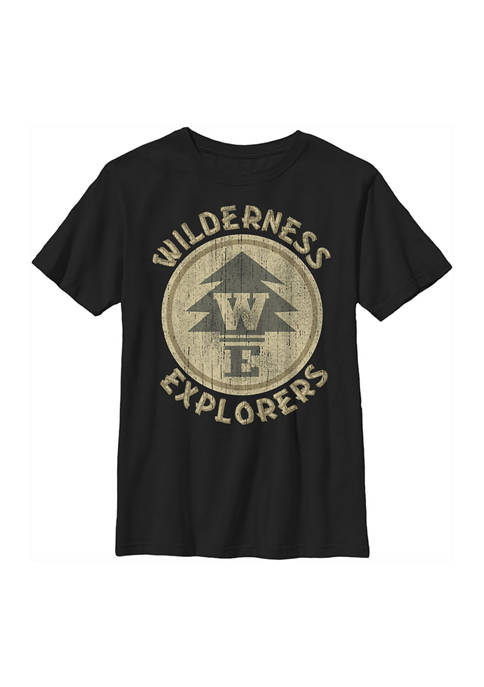 Disney® Boys 4-7 Explorers Graphic T-Shirt