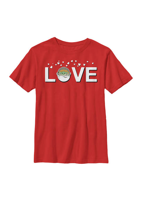Boys 4-7 Love With The Child Graphic T-Shirt