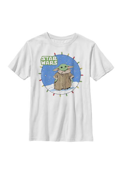 Star Wars The Mandalorian Boys 4-7 Snow Baby
