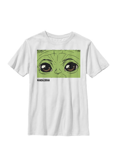 Boys 4-7 These Eyes Graphic T-Shirt