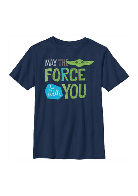 Boys 4-7 With You Graphic T-Shirt