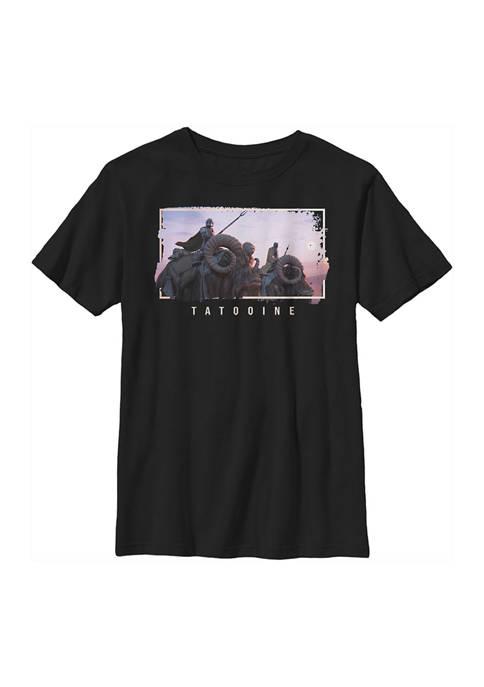 Boys 4-7 MandoMon Epi Hidden Graphic T-Shirt