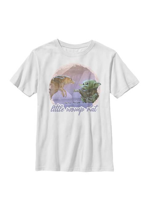 Boys 4-7 Little Womp Rat Graphic T-Shirt