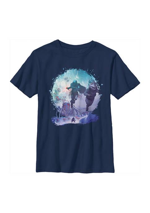Boys 4-7 MandoMon Epi2 Together Graphic T-Shirt