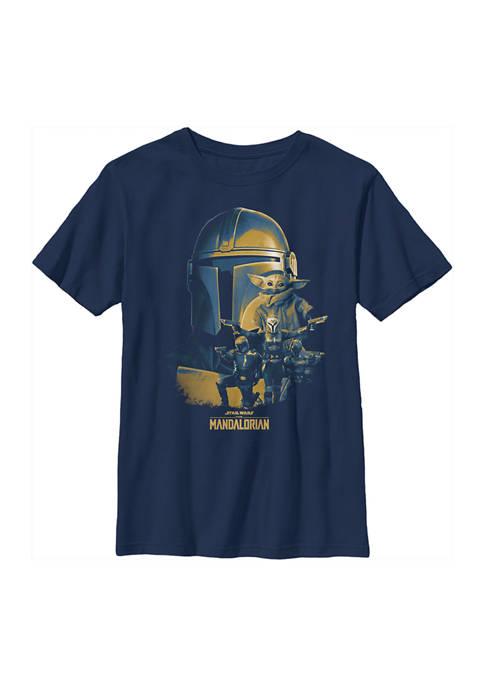 Boys 4-7 MandoMon Epi3 Forever Graphic T-Shirt