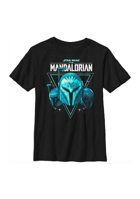 Boys 4-7 MandoMon Epi3 The Path Graphic T-Shirt