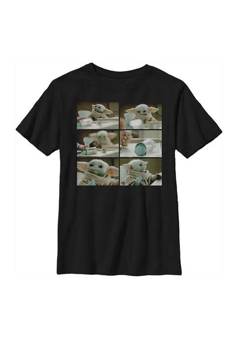Boys 4-7 MandoMon Epi4 Find Graphic T-Shirt