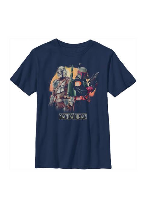 Boys 4-7 MandoMon Epi6 Need a Break Graphic T-Shirt