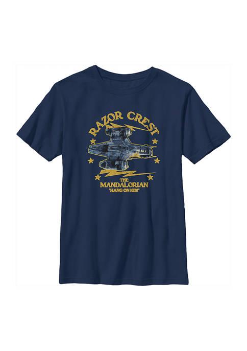 Boys 4-7 Star Wars The Mandalorian Blast Em ALL Graphic T-Shirt