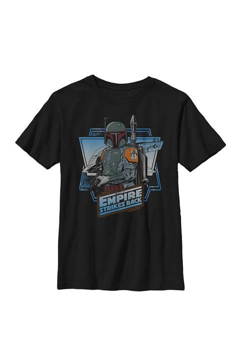 Boys 8-20 The Empire Strikes Back Boba Fett