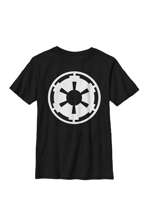 Boys 8-20 Empire Emblem Crew T-Shirt