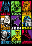 Boys 4-7 Star Wars Revenge Players Top